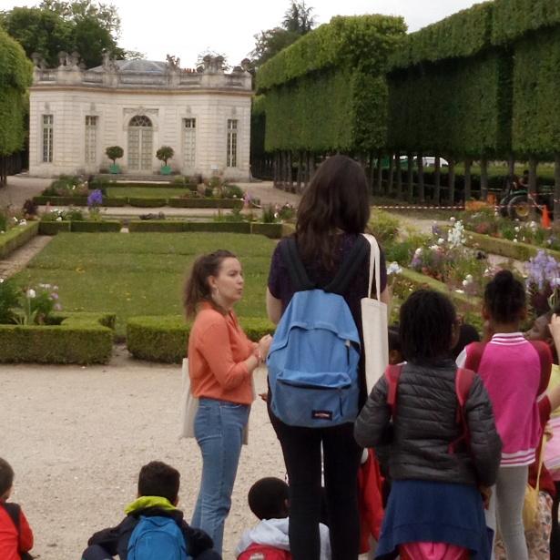 Semaine des jardins au Château de Versailles