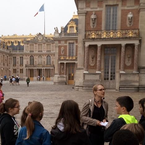 Semaines du Patrimoine au Château de Versailles