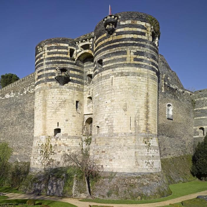 A la découverte du Château d'Angers !