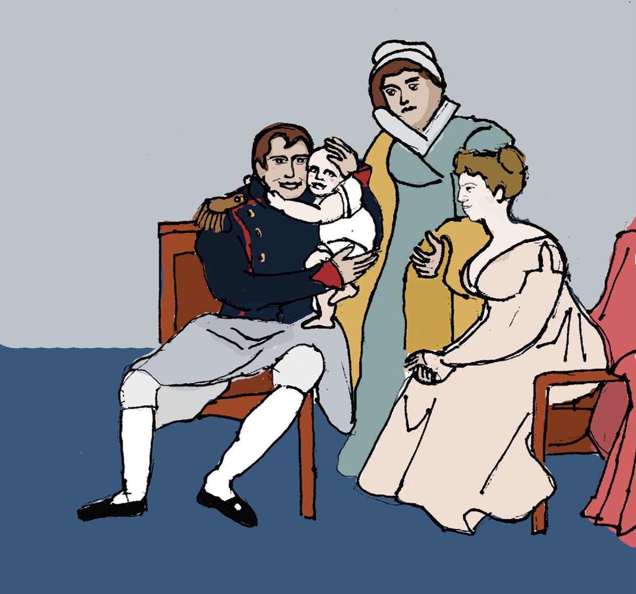 Bicentenaire de la Mort de Napoléon Ier à voir à la Maison